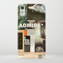 Admire iPhone Case