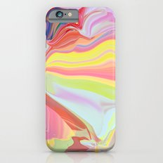 Away on the Balcony Slim Case iPhone 6