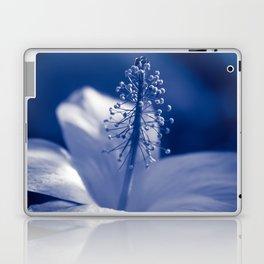 Enchanting Moments - Pua Aloalo - Koki'o Ke'oke'o - Hibiscus Arnottianus - Hawaiian White Hibiscus Laptop & iPad Skin