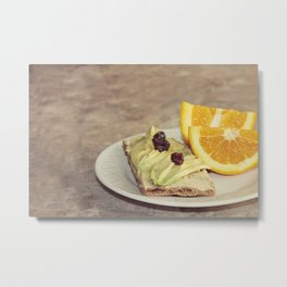 light snack Metal Print