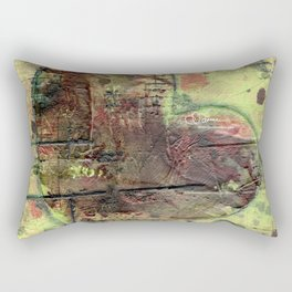 Permission Series: Divine Rectangular Pillow