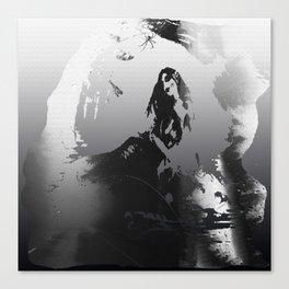 Death Siren Road Canvas Print