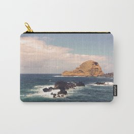 Sea Rocks In The Atlantic Ocean Carry-All Pouch