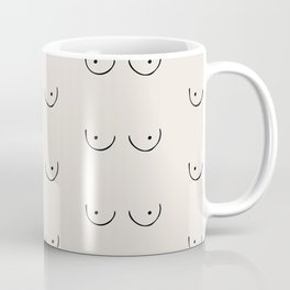 Boobs Coffee Mug