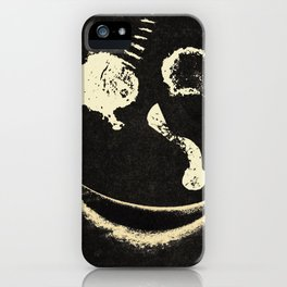 SMILE 3 iPhone Case