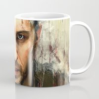 my mad fat diary Mugs featuring Mad Max by Wisesnail