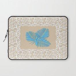 Florida (Tampa Bay blue palm) Laptop Sleeve