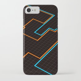End Of Line. iPhone Case
