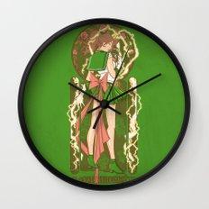 Before the Storm - Sailor Jupiter nouveau Wall Clock