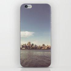 Manhattan Skyline | New York City iPhone & iPod Skin