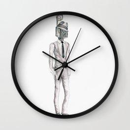 The Journalist Wall Clock