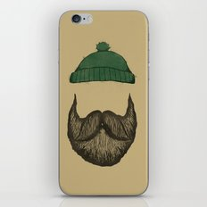 The Logger iPhone Skin
