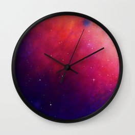 Jubilee Sky  Wall Clock