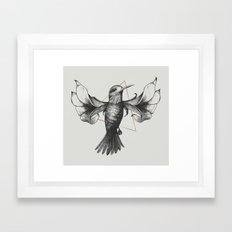 Beautiful Coexistence Framed Art Print
