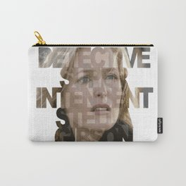 Detective Superintendent Stella Gibson Carry-All Pouch