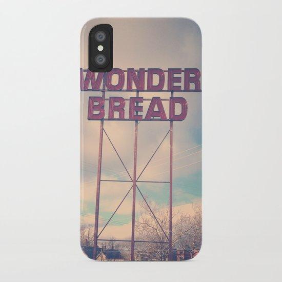 Always Wonder iPhone Case