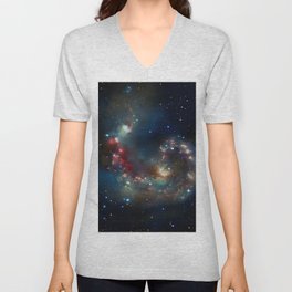 Galactic Spectacle Unisex V-Neck