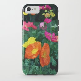 Poppies Two iPhone Case