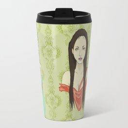 Princesas Travel Mug