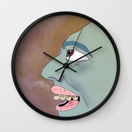 freak show  Wall Clock