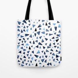Blue dance Tote Bag