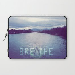 Breathe in the Beauty of Nature Laptop Sleeve