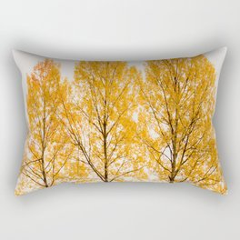 Aspen Trees #decor #society6 #buyart Rectangular Pillow