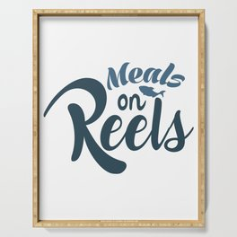 Meals on reels Serving Tray