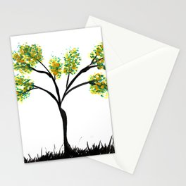 Tree 8 Stationery Cards