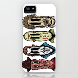 Tallheads Series 1 iPhone Case
