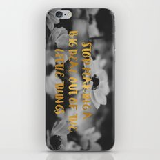 Big Deal iPhone & iPod Skin