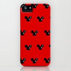 8 Bit Mouse Pattern Slim Case iPhone (5, 5s)