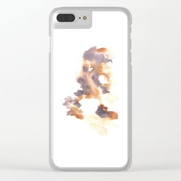 [Grief] Drained Clear iPhone Case