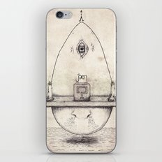 Tarot: I - The Magician iPhone & iPod Skin