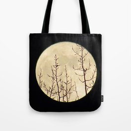 Moon Night 3 Tote Bag