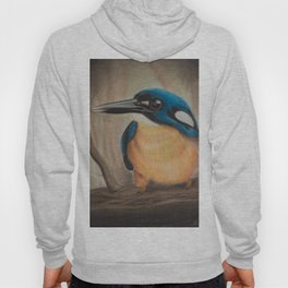 """The Patient Hunter"" - Original Artwork Print Hoody"