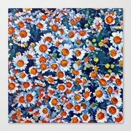 chrydsanthemum Canvas Print