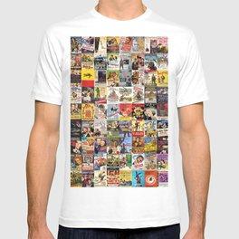James Stewart Movie Posters T-shirt