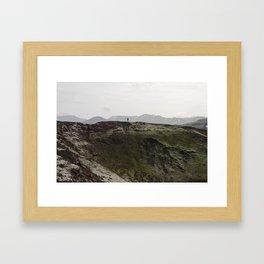 ICELAND VII Framed Art Print