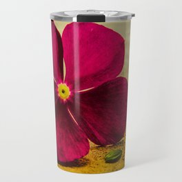 i send you a flower Travel Mug