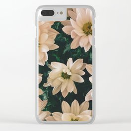 Pushing Daisies Clear iPhone Case