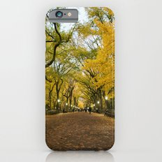 Central Park New York City iPhone 6s Slim Case