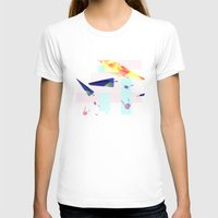 planes T-shirts featuring Planes by StazKnak
