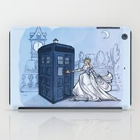 hallion iPad Cases featuring Come Away with Me by Karen Hallion Illustrations