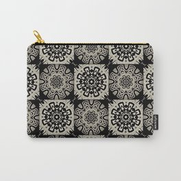 Tribal Tiles Carry-All Pouch