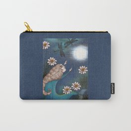 The Mermaid's Lake--Catching the Moon Carry-All Pouch