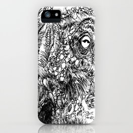Octopus VI iPhone Case
