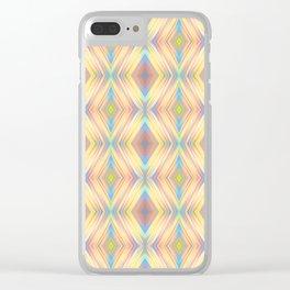Diamond Slide - Optical Series 004 Clear iPhone Case
