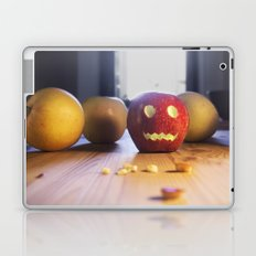 This halloween I want to be a pumpkin!!! Laptop & iPad Skin