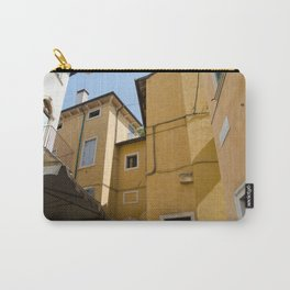 Yellow Love Carry-All Pouch